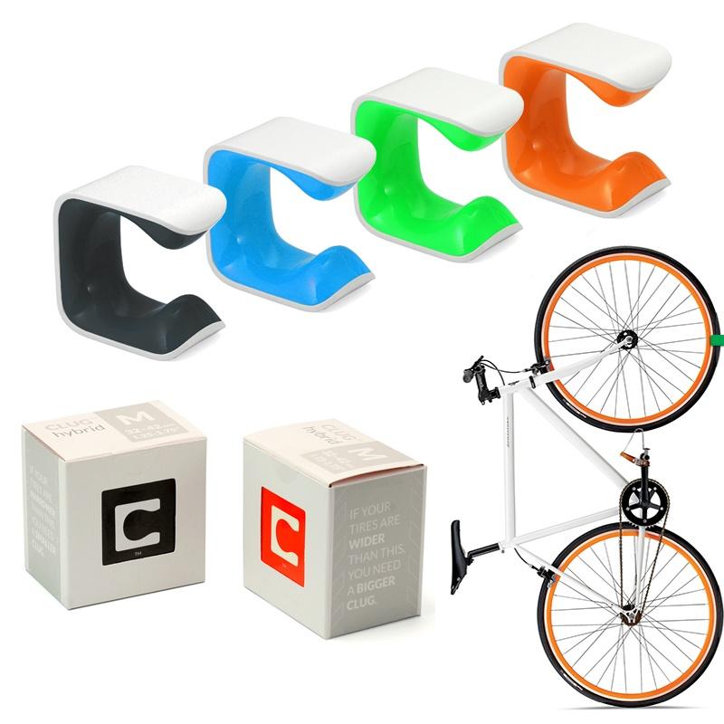 Fahrradhalterung Wand clug hybrid wand halterung für trekking und citybikes 15 00