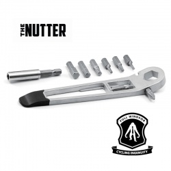 FULL WINDSOR The Nutter Cycle Multi Tool incl. Leather Pouch