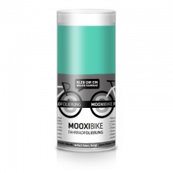 Mooxi-Bike Adhesive Bicycle Film Matt Mint