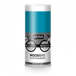 Mooxi-Bike Adhesive Bicycle Film Glossy Lagoon (greenblue...