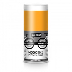 Mooxi-Bike Adhesive Bicycle Film Saffron-Yellow