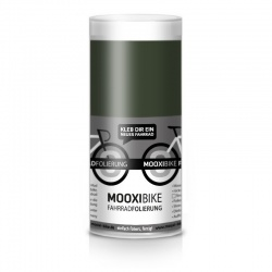 Mooxi-Bike Adhesive Bicycle Film Matt Olive
