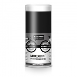 Mooxi-Bike Adhesive Bicycle Film Matt Black