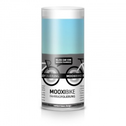 Mooxi-Bike Adhesive Bicycle Film Chamäleon (green/blue)