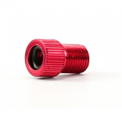 Valve Adapter (SV/DV-AV) red (Aloy)