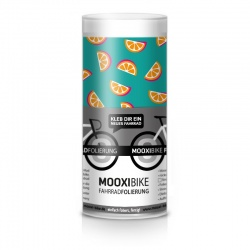 MooxiBike Adhesive Bicycle Film Gina Orangina