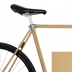"MooxiBike Adhesive Bicycle Film ""Gold Metallic..."