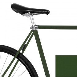 "MooxiBike Self-Adhesive Bicycle Film ""Racing Green..."