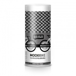 MooxiBike Adhesive Bicycle Film Ziggy Zac
