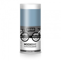 MooxiBike Adhesive Bicycle Film Glossy Nordic Blue