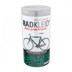 REMEMBER RadKleid Forest - Self-adhesive Bike Film