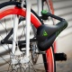 SeatyLock Comfort - Convenient Bike Saddle with solid Lock