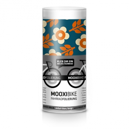 Mooxi-Bike Adhesive Bicycle Film Bonnie & Buttermilk - Bini Blue