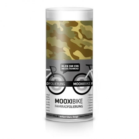 Mooxi-Bike Adhesive Bicycle Film Camouflage
