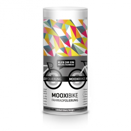 Mooxi-Bike Adhesive Bicycle Film Wild Triangles