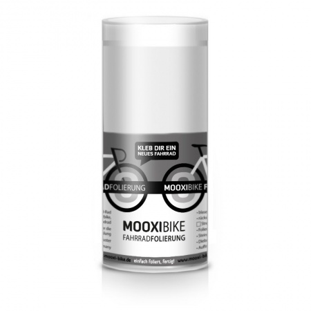 Mooxi-Bike Adhesive Bicycle Film Matt White