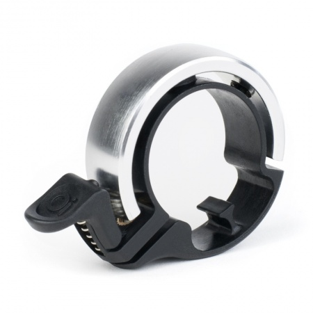 Knog Oi Bell - Large (23,8 - 31,8mm, silver)