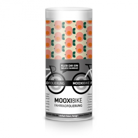 MooxiBike Fahrradfolie Bonnie & Buttermilk Apple Sweet