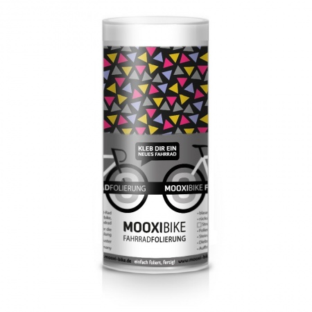 Mooxi-Bike Adhesive Bicycle Film Confetti