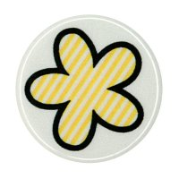 1x Flower (yellow)
