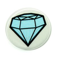 1x Diamond (blue)