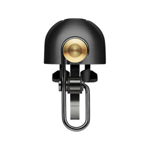 SPURCYCLE Bell - Black Bell (schwarz)