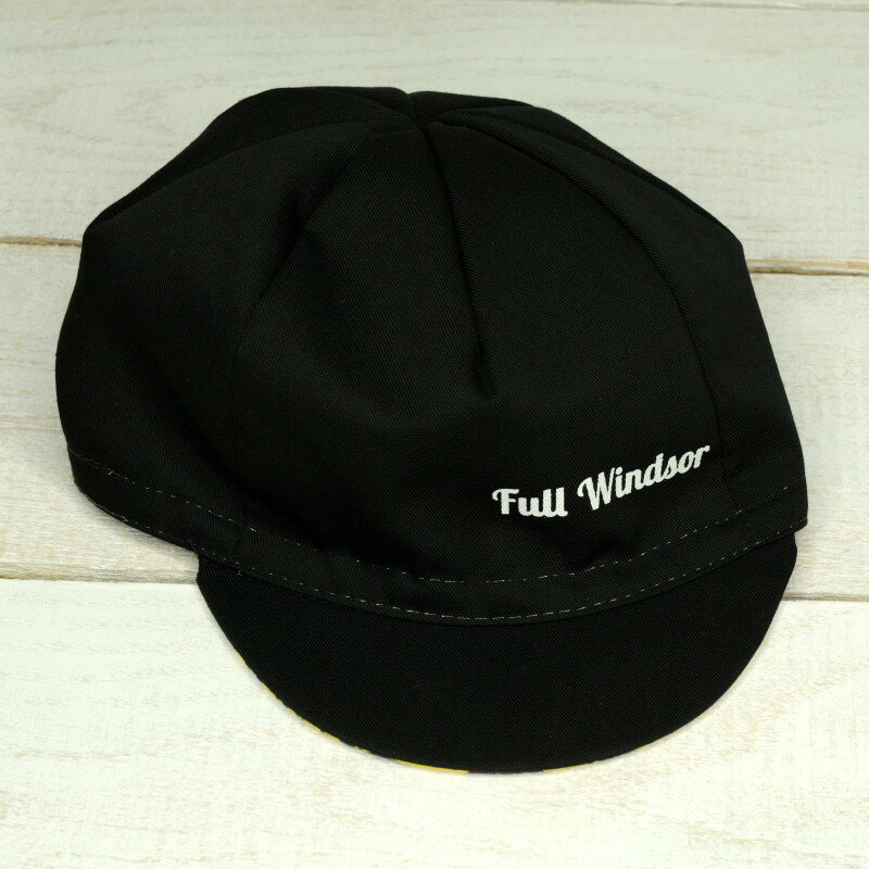 FULL WINDSOR - Design Cycling Cap / Radrennkappe Xanadu