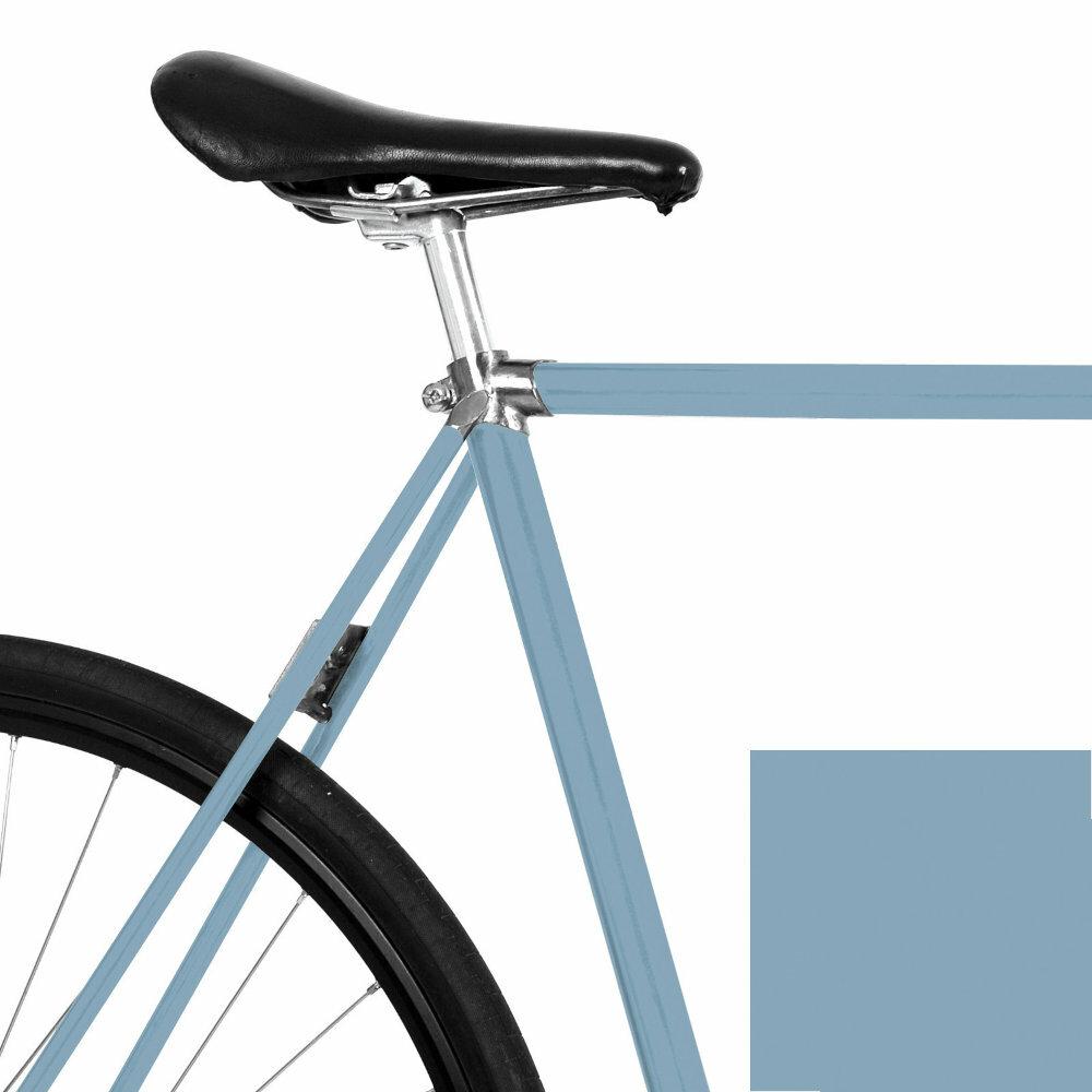 "Mooxi-Bike Fahrradfolierung ""Nordic Blue (glänzend)"", 28,90"