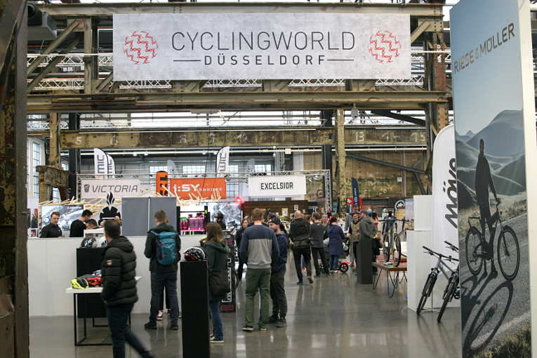 Cyclingworld 2019, Schmiedehallen