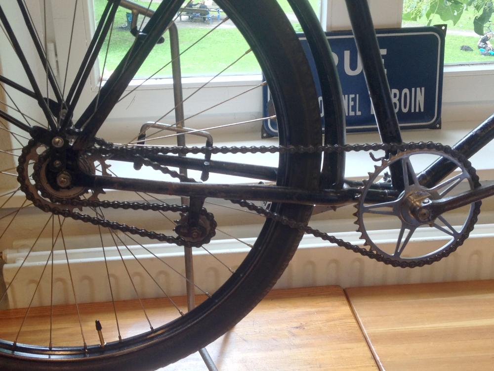 Altonaer Bicycle Days 2016 Ausstellung