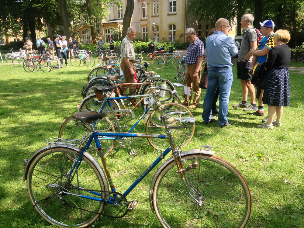 Altonaer Bicycle Days 2016
