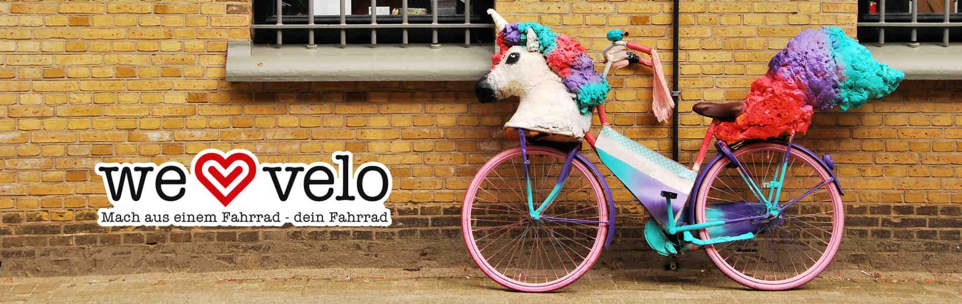 Mach aus deinem Fahrrad - Dein Fahrrad!
