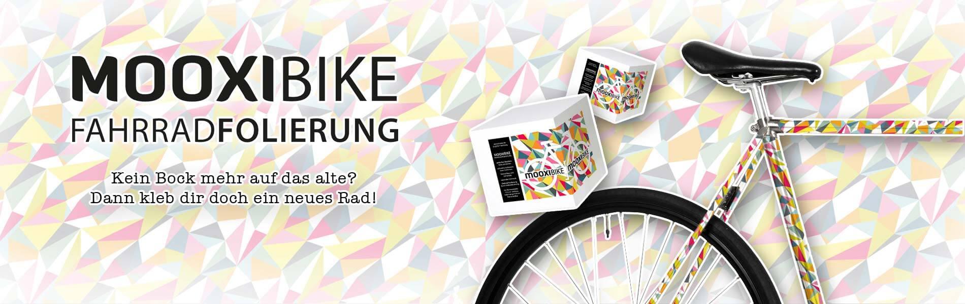 MooxiBike - Fahrradfolie